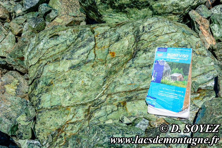Photo n°201707029 Serpentinite Cliché Dominique SOYEZ Copyright Reproduction interdite sans autorisation