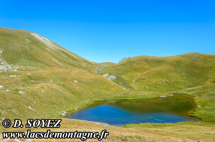 Photo n°201507131 Lac de Néal (2453m) (Queyras, Hautes-Alpes) Cliché Dominique SOYEZ Copyright Reproduction interdite sans autorisation